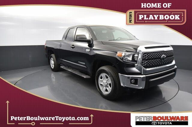 2021 Toyota Tundra SR5 Double Cab 4WD