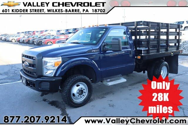 2012 Ford F-350 Super Duty Chassis XL DRW 4WD