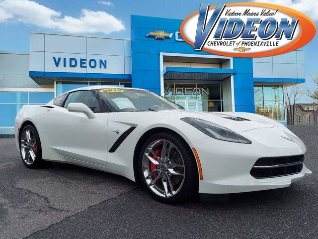 2015 Chevrolet Corvette Stingray Z51 2LT Coupe RWD