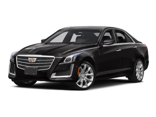 2015 Cadillac CTS 2.0T AWD