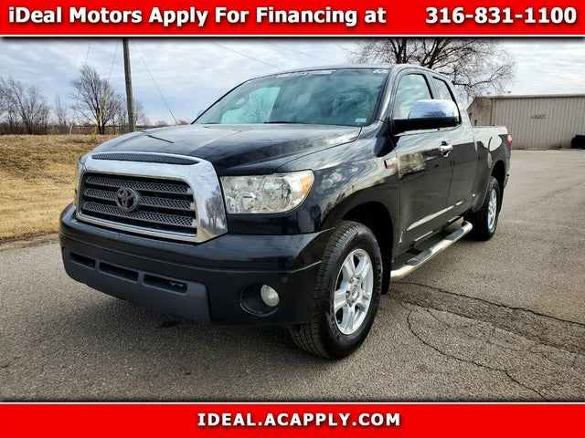 2008 Toyota Tundra Limited Double Cab 5.7L