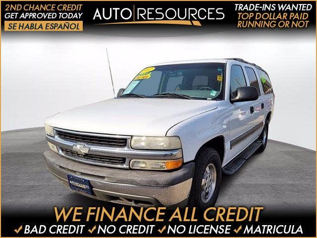 2002 Chevrolet Suburban 1500 RWD