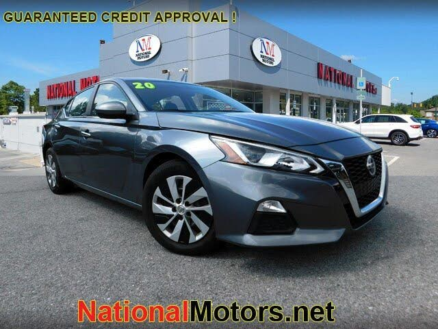 2020 Nissan Altima 2.5 S FWD