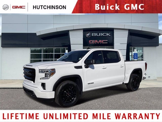2021 GMC Sierra 1500 Elevation Crew Cab RWD