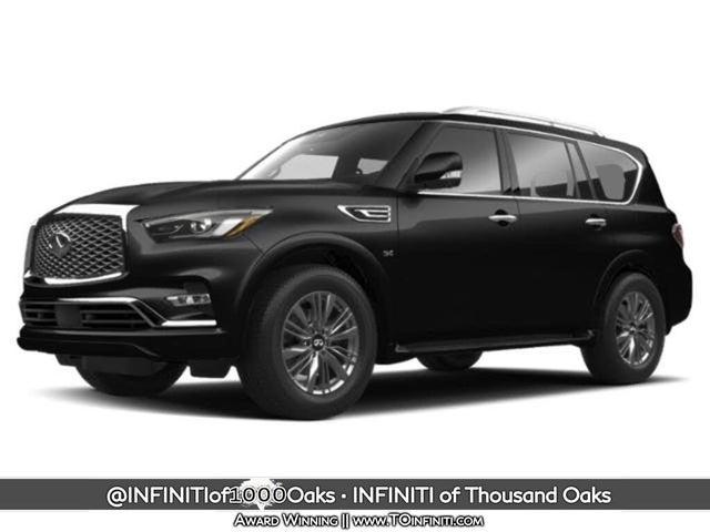 2021 INFINITI QX80 Luxe RWD