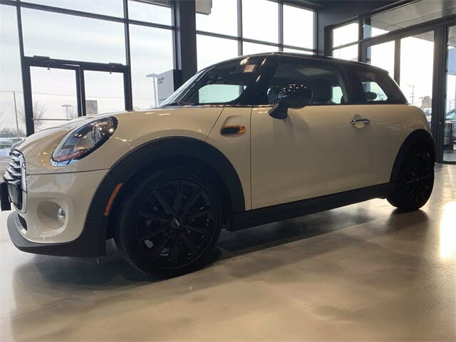 2018 MINI Cooper Oxford Edition FWD