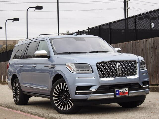 2020 Lincoln Navigator L Black Label 4WD