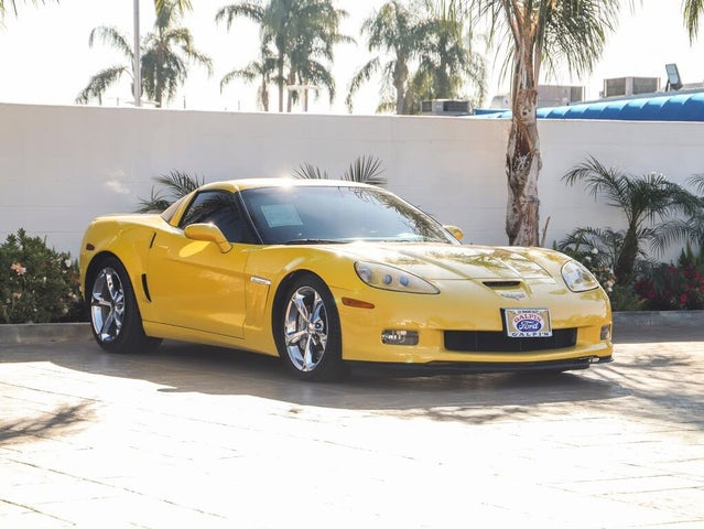 2012 Chevrolet Corvette Z16 Grand Sport 1LT Coupe RWD