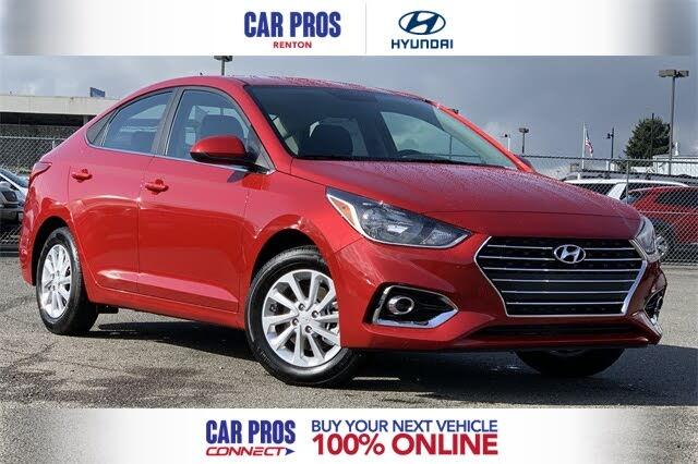 2021 Hyundai Accent SEL FWD