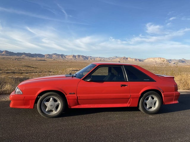 1993 Ford Mustang GT Hatchback RWD