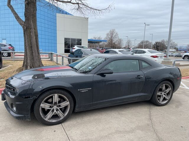 2012 Chevrolet Camaro 2SS Coupe RWD