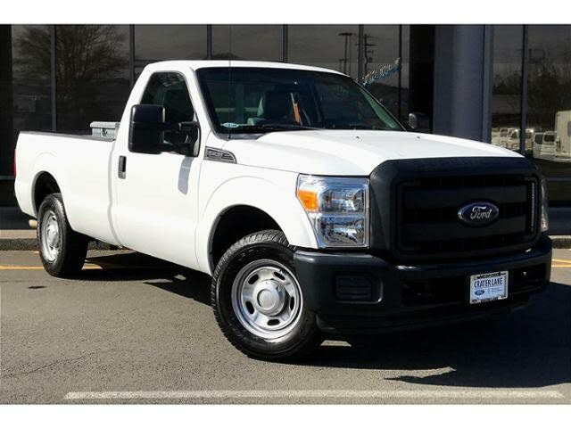 2013 Ford F-250 Super Duty XL LB