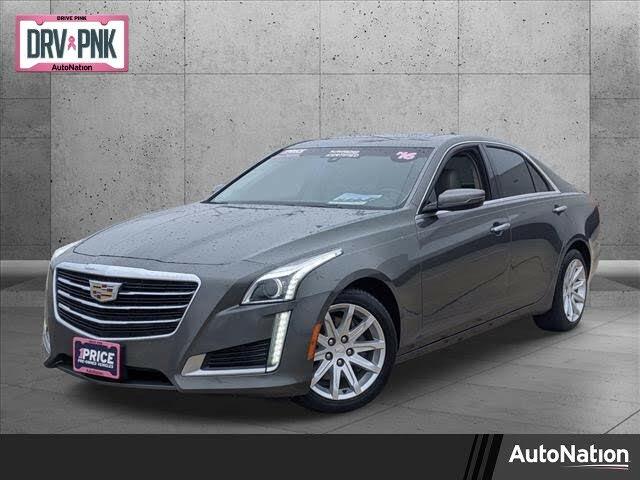 2016 Cadillac CTS 2.0T RWD
