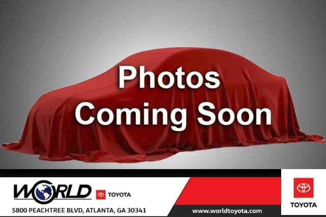 2021 Toyota Sequoia Nightshade RWD
