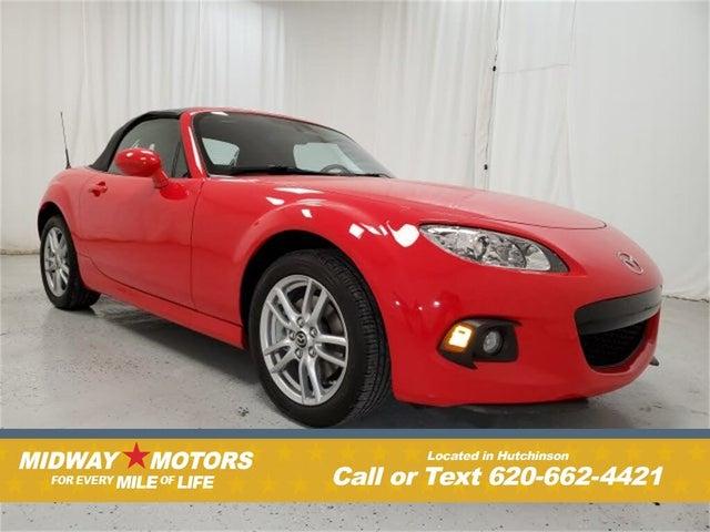 2013 Mazda MX-5 Miata Sport Convertible