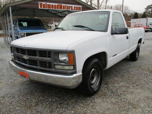 1995 Chevrolet C/K 1500 Cheyenne LB RWD