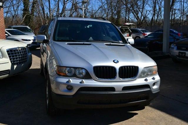 2006 BMW X5 3.0i AWD