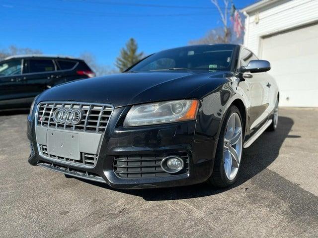 2010 Audi S5 4.2 quattro Premium Plus Coupe AWD