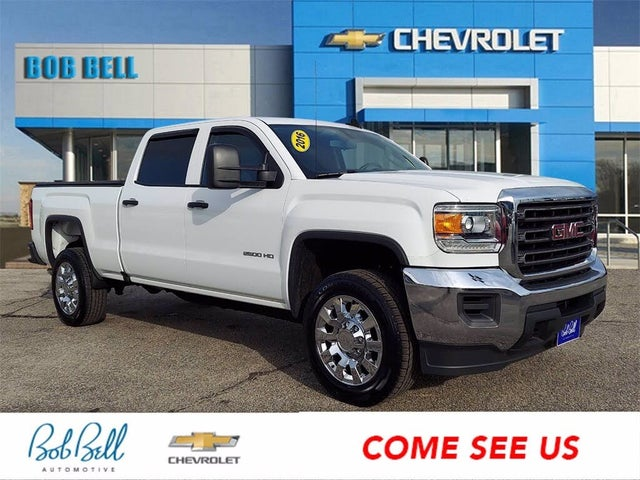 2016 GMC Sierra 2500HD Base Crew Cab SB