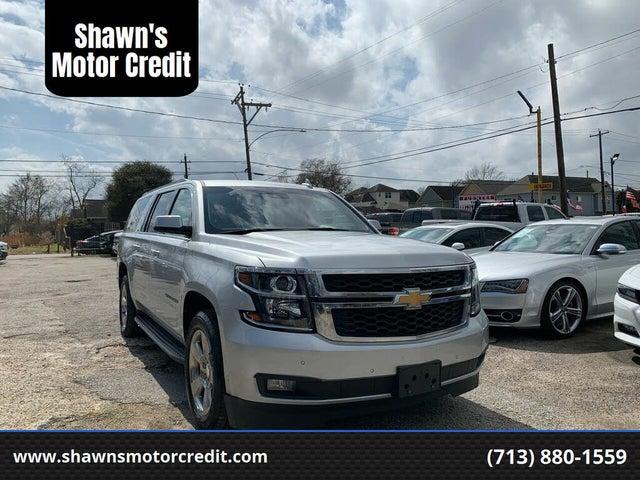 2017 Chevrolet Suburban 1500 LT RWD