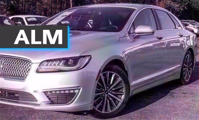 2019 Lincoln MKZ Reserve I FWD