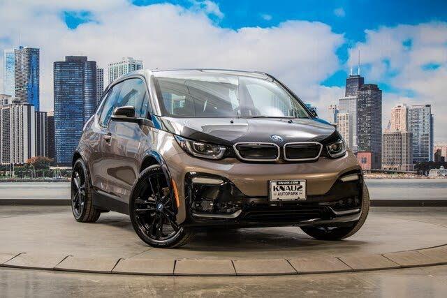 2019 BMW i3 120 Ah s RWD with Range Extender
