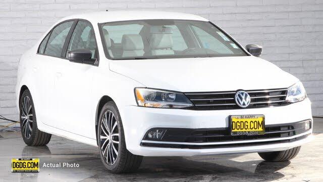 2015 Volkswagen Jetta Sport