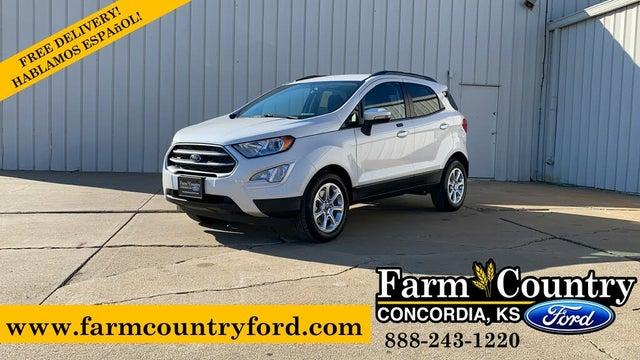 2021 Ford EcoSport SE FWD