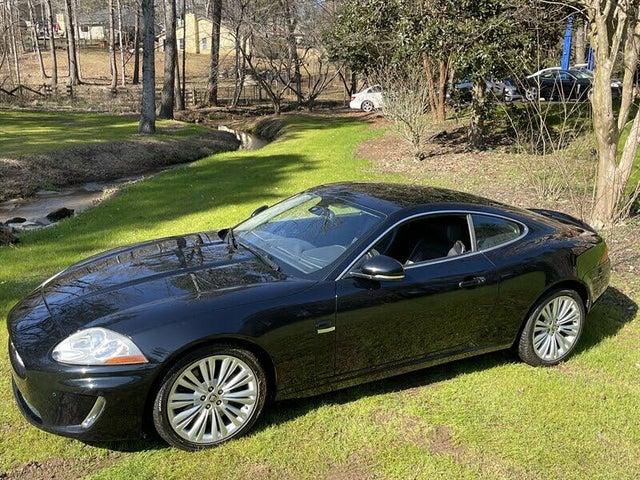 2010 Jaguar XK-Series XK Coupe RWD