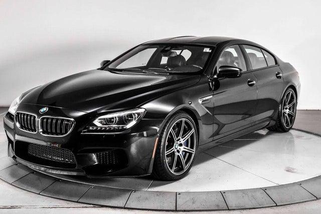 2014 BMW M6 Gran Coupe RWD