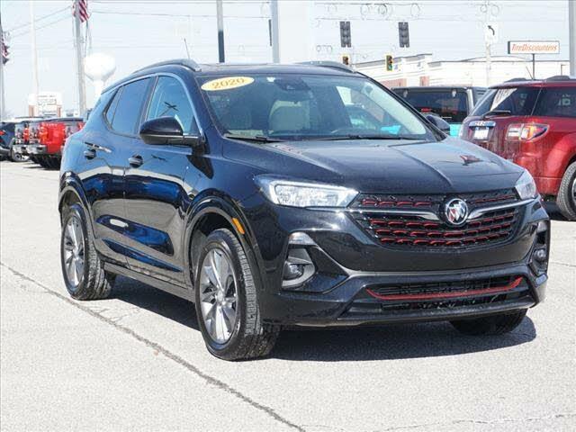 2020 Buick Encore GX Select AWD