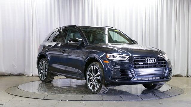 2019 Audi SQ5 3.0T quattro Premium Plus AWD