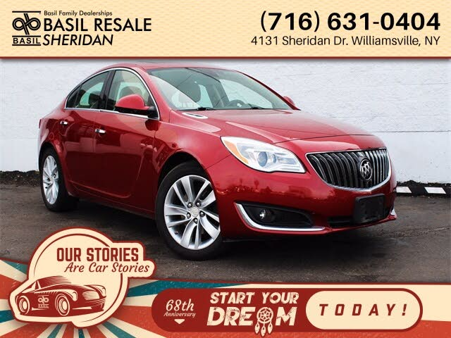 2014 Buick Regal Premium I Sedan AWD
