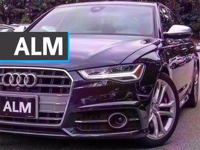 2017 Audi S6 4.0T quattro Premium Plus Sedan AWD