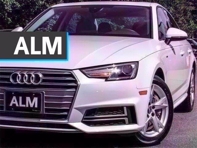 2018 Audi A4 2.0T quattro Premium AWD