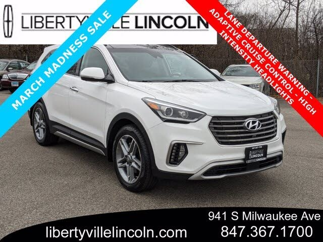 2017 Hyundai Santa Fe Limited Ultimate AWD