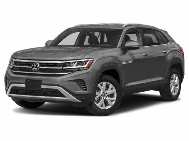2021 Volkswagen Atlas Cross Sport 2.0T SE 4Motion AWD with Technology