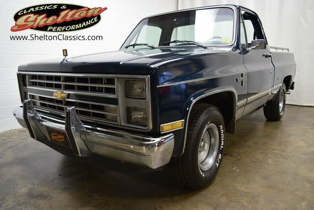 Used Chevrolet C K 10 For Sale With Photos Cargurus