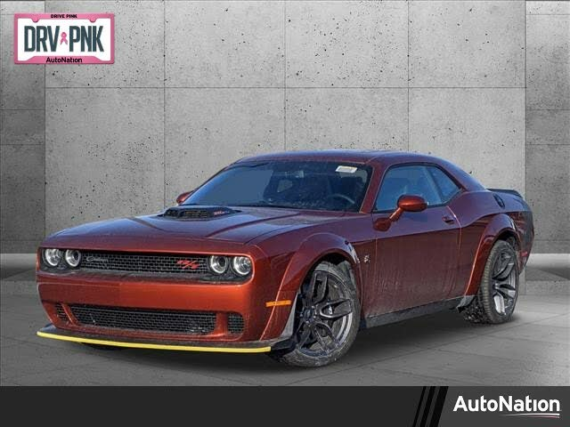 2021 Dodge Challenger R/T Scat Pack Widebody RWD