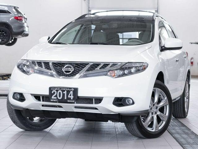 2014 Nissan Murano Platinum Edition AWD
