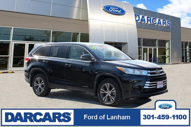 2019 Toyota Highlander LE Plus AWD