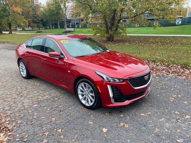 2020 Cadillac CT5 Luxury Sedan RWD