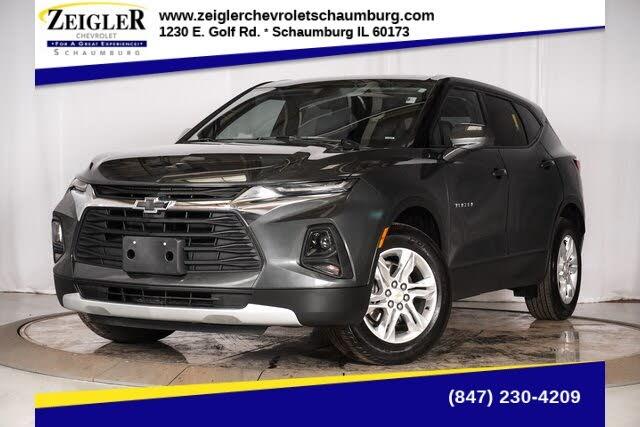 2019 Chevrolet Blazer 1LT FWD