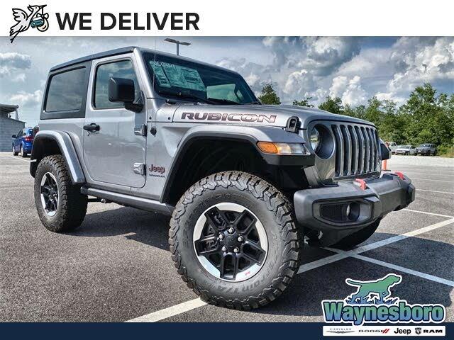 2020 Jeep Wrangler Rubicon 4WD