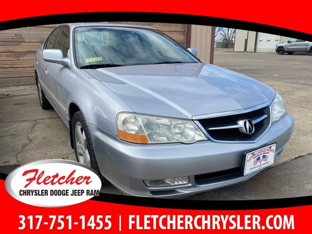 2003 Acura TL 3.2 Type-S FWD with Navigation
