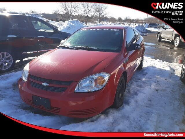 2007 Chevrolet Cobalt LS Coupe FWD