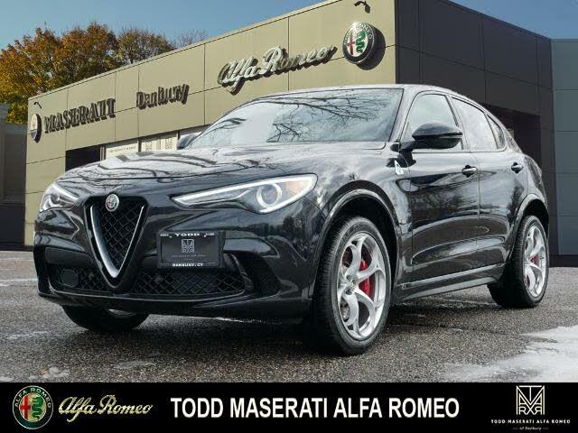 2019 Alfa Romeo Stelvio Quadrifoglio AWD