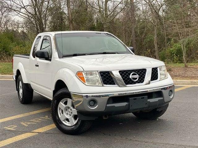 2010 Nissan Frontier SE Crew Cab 4WD