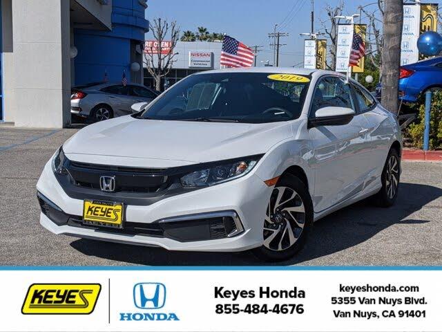 2019 Honda Civic Coupe LX FWD