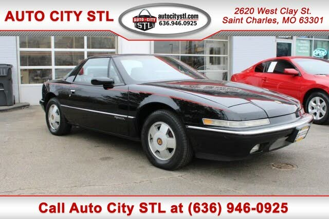 1989 Buick Reatta Coupe FWD